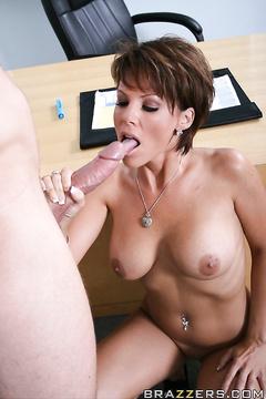 Milf teacher porno