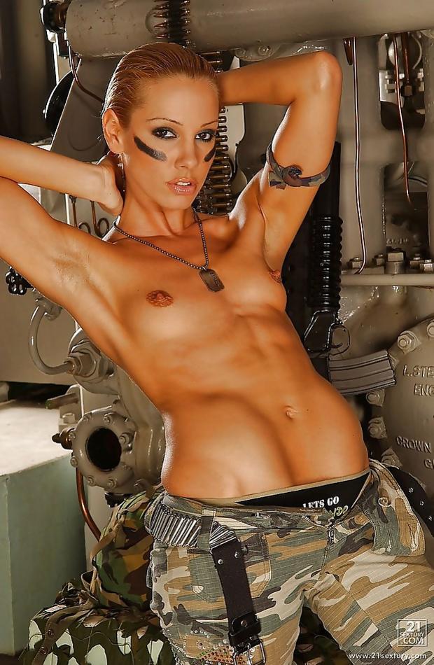 Commando seamless thong nude