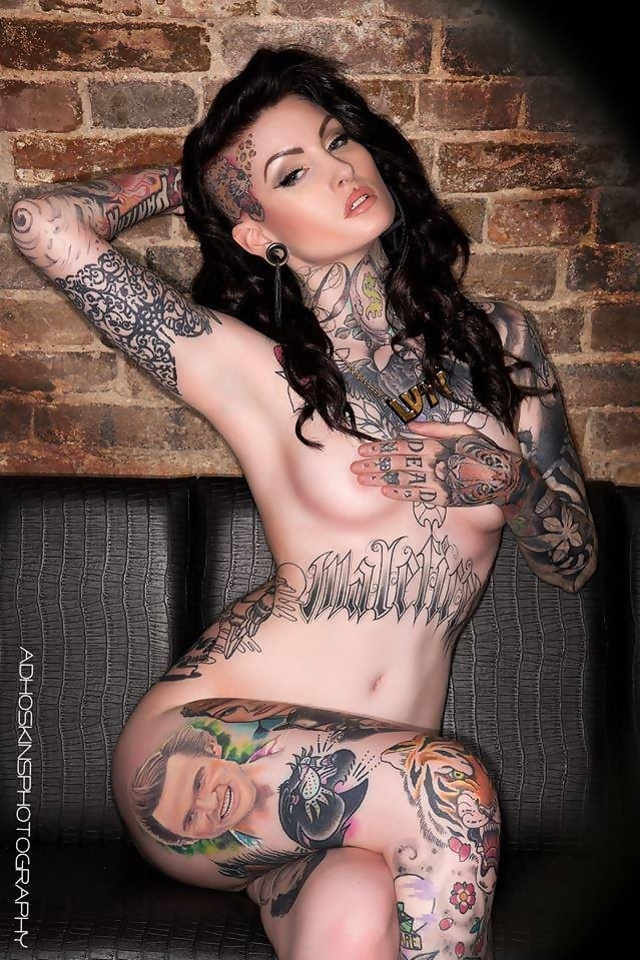 Tattoo porn pictures