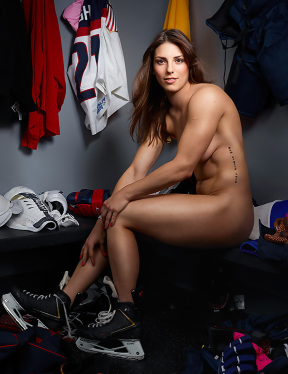 Naked pictures of professional women athletes