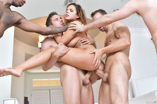 Georgia peach interracial porn