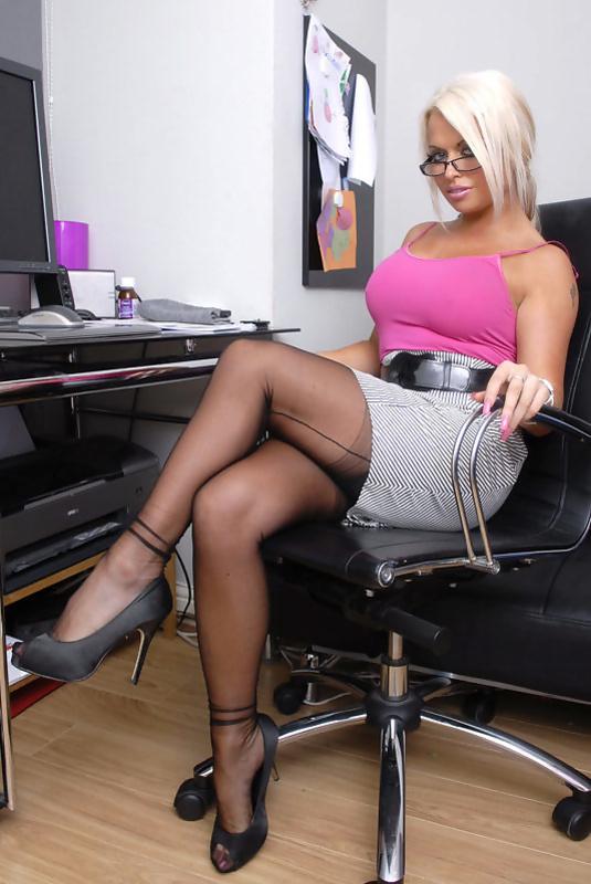 Hot Secretary Sex
