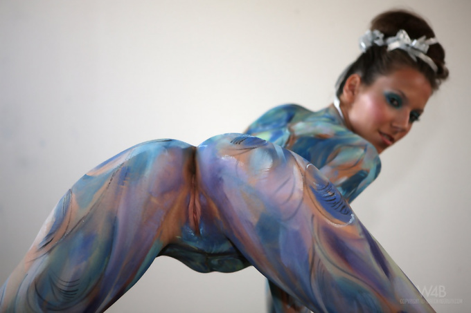 Max your body painting gallery body paint xxx-1291