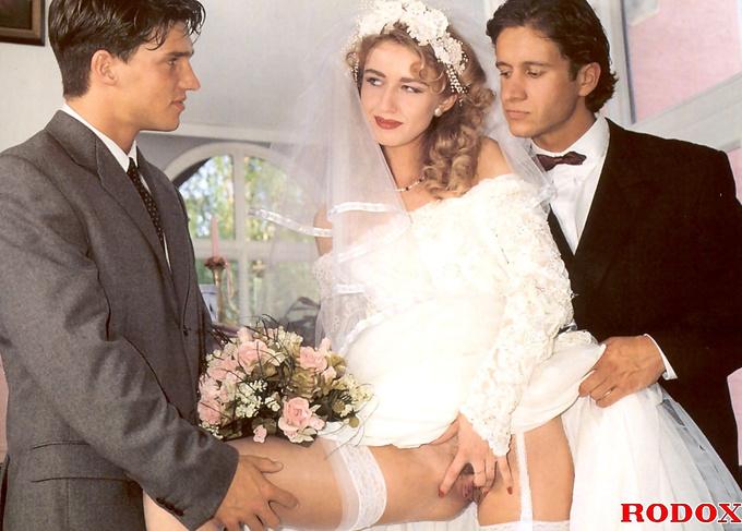 Wedding porn photos