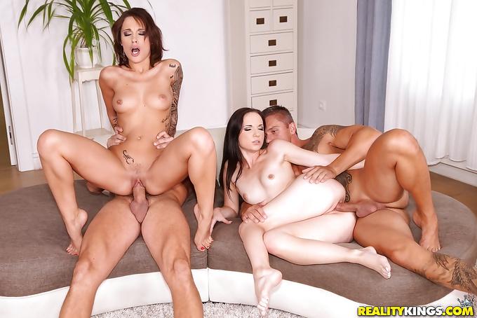 porn movies foursome