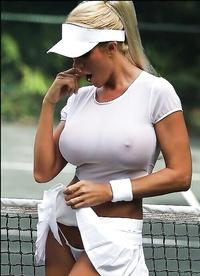 Tennis - sexy sport