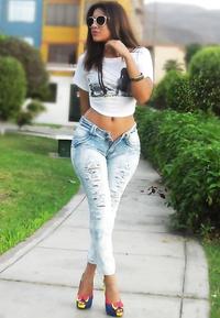 The hot latina sex pics