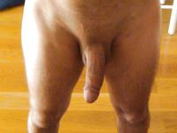 My big fat curvy cock