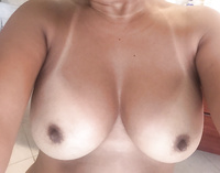 Perfect Indian tits