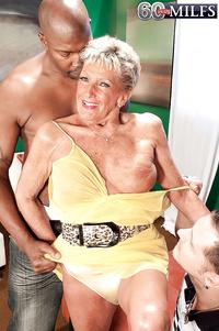 Granny and mature porn pics