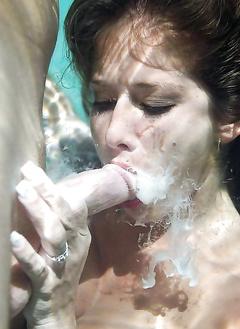 Underwater erotic pics