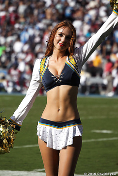 Free porn pics of Cheerleaders