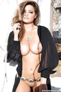 Chelsie Aryn Playboy erotic model
