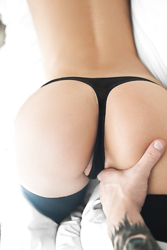 Asses and thongs