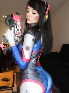 Cosplay sexy pics