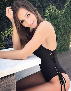 Rachel Cook erotic model