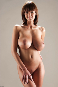 Natural boobs