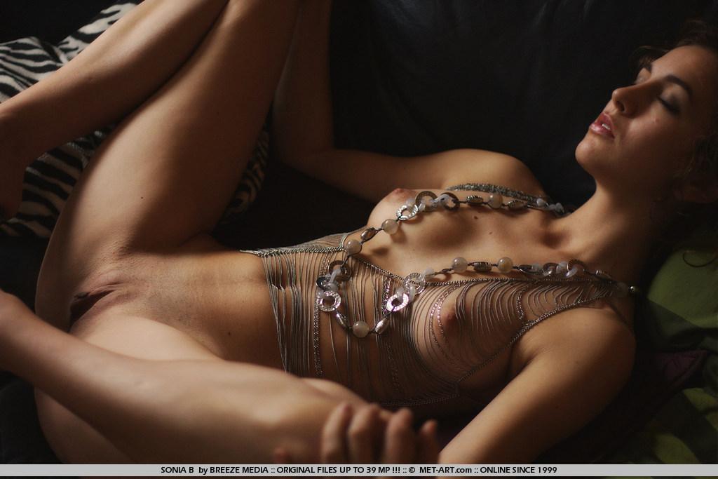 Frauen reiten nackt