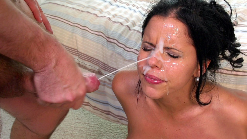 Are not facial cumshot beauties pix