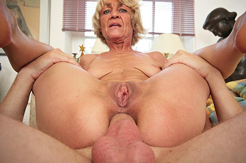 Porn Grandmother