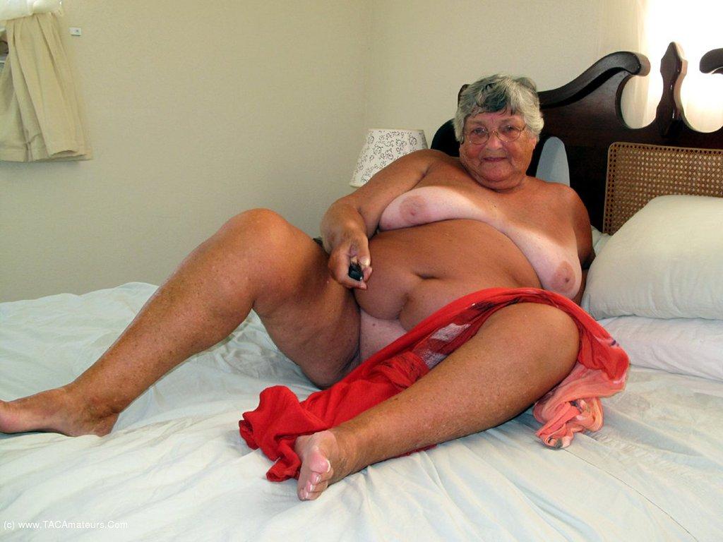 Granny Pron