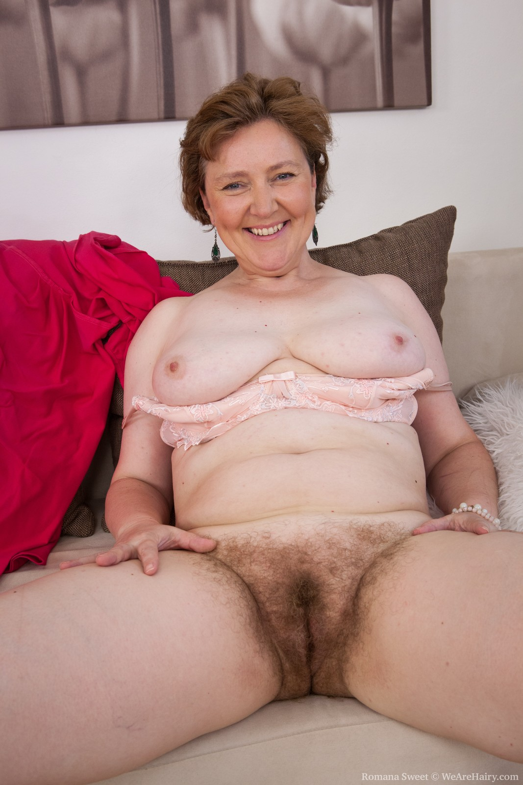 Very Hairy Mom