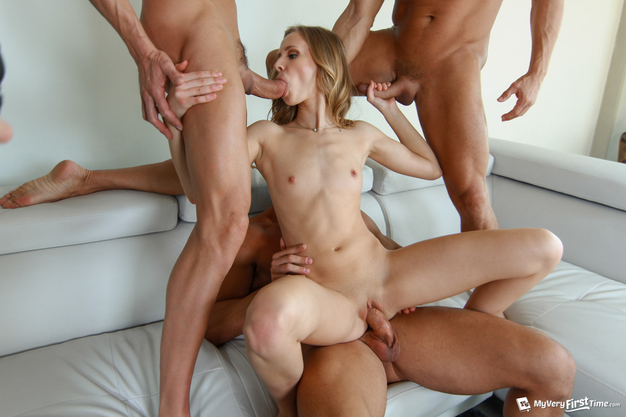 Get older woman gangbang porno for free